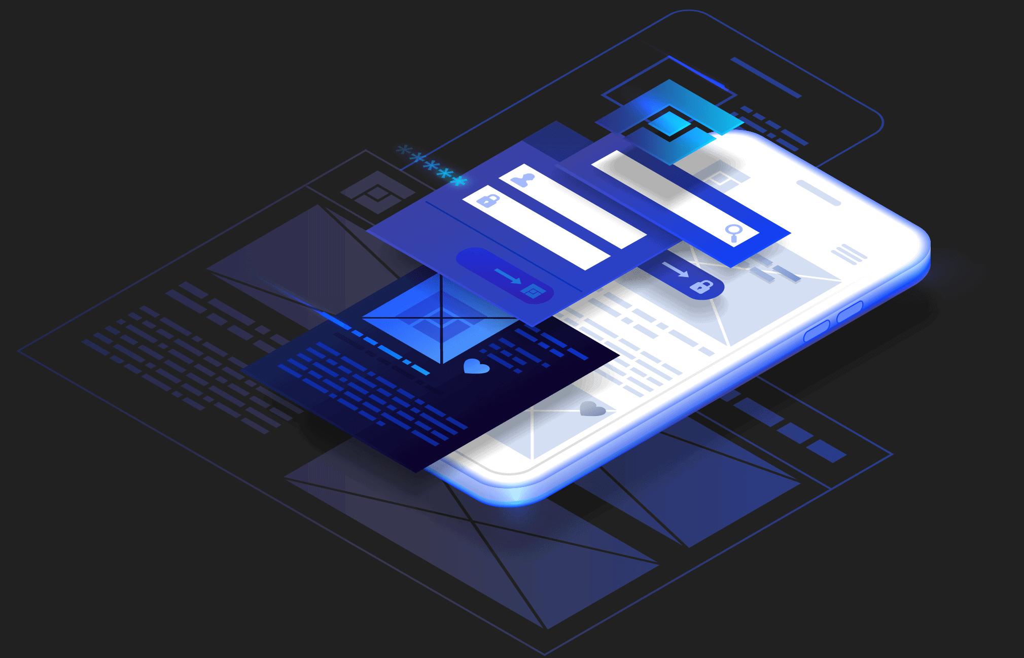Website Design Mockup